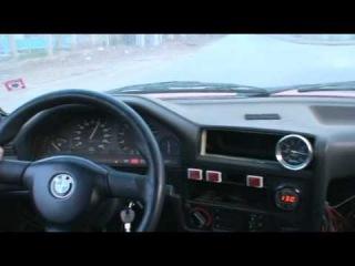 E30 318is turbo 0-190km/h economy setup 1 bar of boost