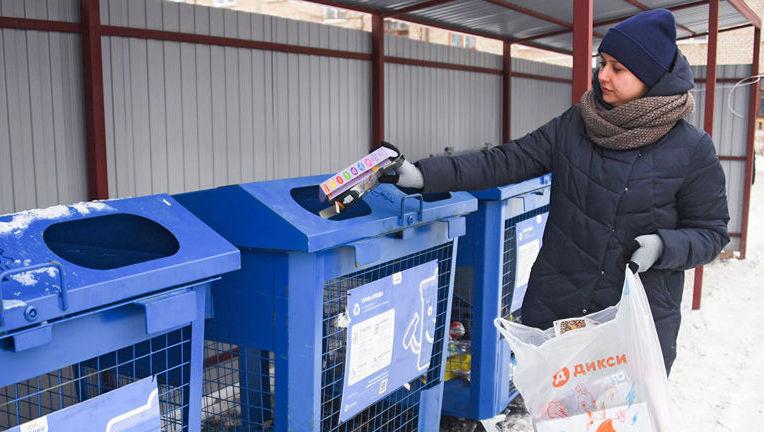 Раздельный сбор мусора организуют в Дмитровском округе только к апрелю