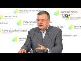 Anatoliy Hrytsenko. Ukrainian Сrisis Media Center. May 21, 2014