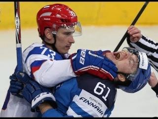 ЧМ 2014 по хоккею. Финал. Россия - Финляндия  5:2. Голы и лучшие моменты .