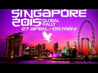 Destination for Global Rally 2015 Revealed at Forever Global Rally 2014