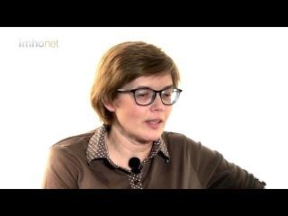 Майя Кучерская в видеовстрече на Имхонет