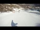 Zermat 2012 GoPro Snowboard