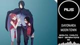 Boruto Naruto Next Generations - Sayonara Moon Town RUSSIAN COVER Felya &amp DiWilliam