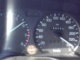 Ford Mondeo MK1 1.8l VMAX 239 km/h