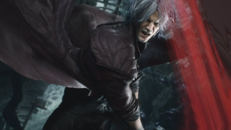 Devil May Cry 5 - TGS 2018 Trailer(日本語ボイスVer)