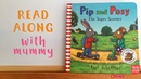Pip Posy - The Super Scooter | READ ALONG with mummy
