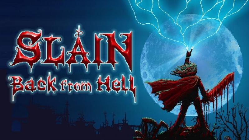 Стрим по игре Slain Back from Hell