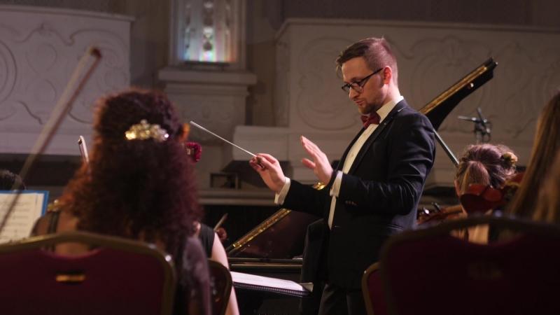 Оркестр 1703 Дмитрий Шостакович - Концерт для фортепиано с оркестром №2 F-dur