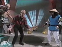 Mortal Kombat II - Richard Divizio as Baraka and Carlos Pesina as Raiden on Bad Influence!