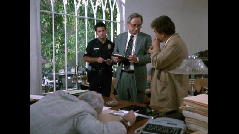Коломбо.Кого убила капля никотина(Детектив.1968-2003)