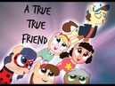 A True true Friend Cartoon Leer la descripcion