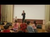 Концерт в День защиты детей Дмитрий Нестеров - Мне снова 18
