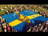 Avicii Flag at Tomorrowland