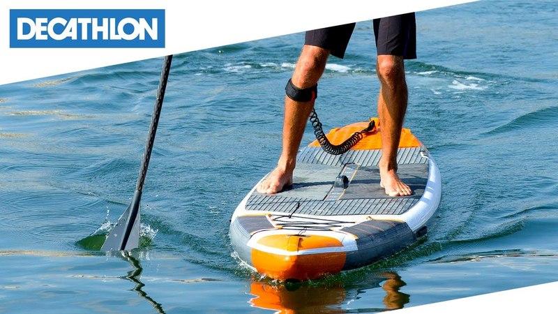 Stand Up Paddle gonfiabile Escursione di ITIWIT | Decathlon Italia
