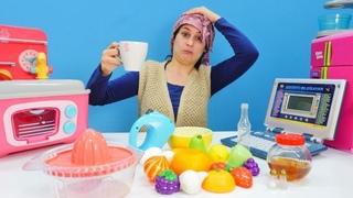 Reyhan abla ile eğlenceli ve komik video!