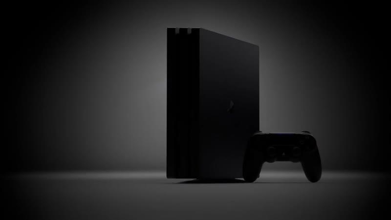 PlayStation 4 Pro Promo Trailer
