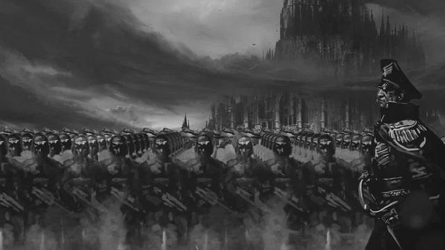 Imperial Guard (Warhammer 40k) [Mechina - The Assembly Of Tyrants]