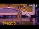 Vicki Barbolak Comedian Transforms Finale Into Swimsuit Contest - Americas Got Talent 2018