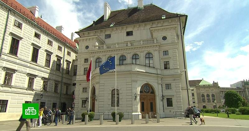 Посол РФ связал отказ австрийцев от Валдая со скандалом с вице канцлером и россиянкой