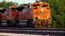Maintaining the BNSF Network