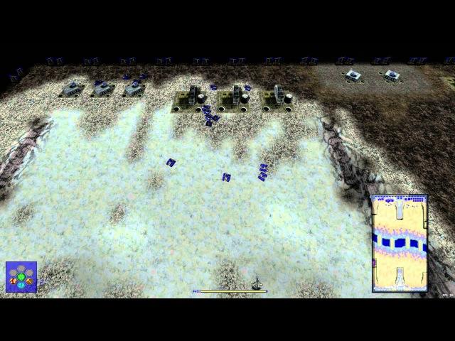 Warzone 2100 WT 2015 LadyFox vs RBMW Fenrir on Siberia