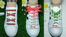 20 Creative Ways to fasten Shoelaces - Cool ideas how to tie shoe laces 2