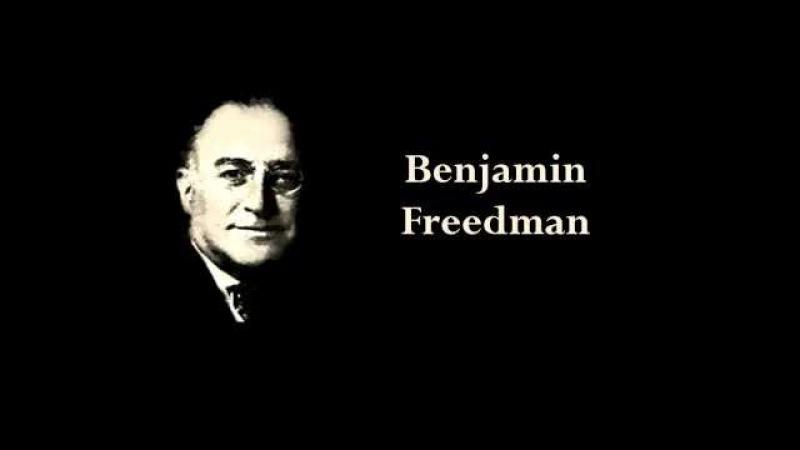 🔝 Die größten Lügen der deutschen Geschichte Benjamin H Freedman
