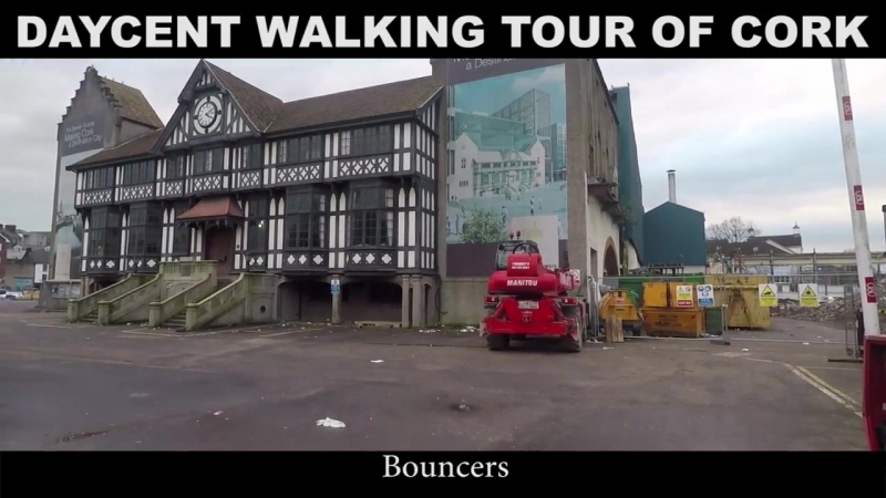 A daycent walking tour of Cork