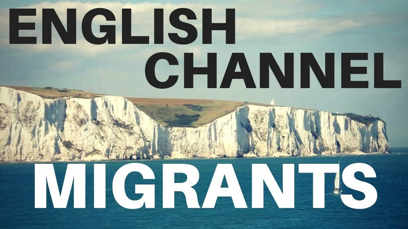 Migrants Begin Crossing English Channel | UK Govt. Pretend To Be Strong | Activists Take Advantage