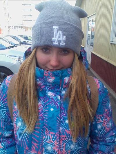 Аня Куликова, 16 января , Рыбинск, id154586455