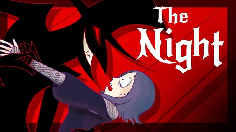 The Night Fan Animated
