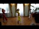 Студия восточных танцев Ферюза - шааби - 01.06.14