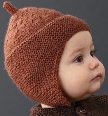 Детская шапочка с ушками буденовка из Phildar… (3 фото)