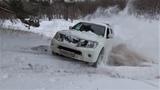 Нивы против Ниссанов!!! Nissan Pathfinder, Шеви Нива, Нива, Terrano (Renault Duster)