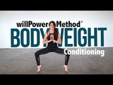 willPower Method A Rhythmic Fusion of Yoga, Cardio and Bodyweight Conditioning (Full Class)