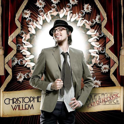 Christophe Willem альбом Inventaire tout en Acoustic