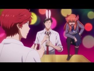 Gekkan Shoujo Nozaki-kun / Нозаки и его Сёдзё-Манга - 4 серия |Amikiri, Cleo-chan, Gomer, HectoR, Nuts,Rexus(MVO) [AniLibria.Tv]
