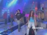 [2008] RBD en En Familia Con Chabelo cantan Inalcanzable / Empezar Desde Cero