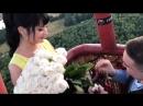 Предложение девушке на воздушном шаре