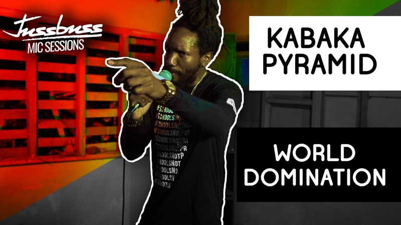 Kabaka Pyramid World Domination Jussbuss Mic Sessions Season 1 Episode 2