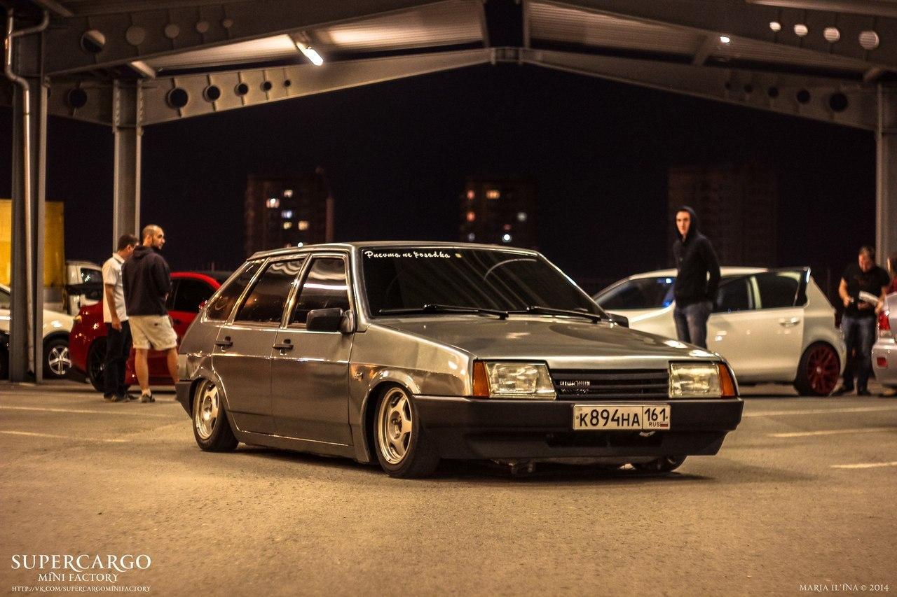 В Таганроге состоится «БПАН Фест» и выберут самый низко посаженный автомобиль