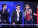 •4• Шахрукх Кхан на музыкальном конкурсе талантов Ka Maha Muqqabla 2010 ( 4 часть)