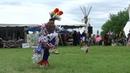 Grass Dance Exhibition - Wild Band - Redhawk Native Arts Raritan Pow Wow 2018