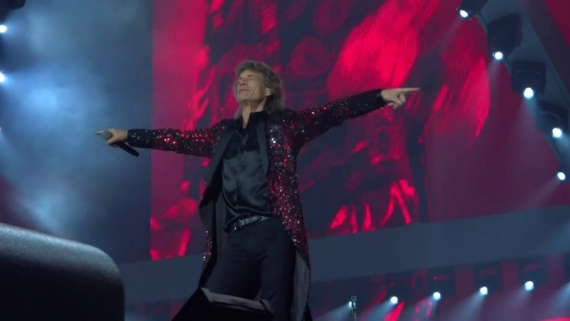 Rolling Stones Paris 3 Full Concert 25 Oct 2017