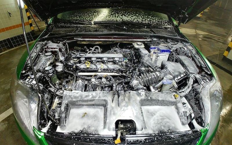 Когда надо мыть двигатель, а когда — вредно! Советы эксперта