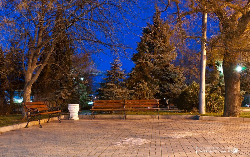 Вечерний Севастополь. Фото: Виталий Россохацкий