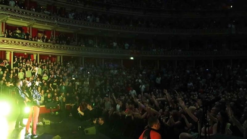 Muse - Algorithm (Live Premiere) - Royal Albert Hall 2018 (Multicam Preview)