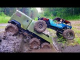 RC Extreme Pictures - RC Trucks Mudding 4x4 Adventure – Deep Paddles OFF Road