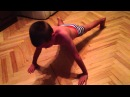 100 Push up's 8year old Lior Carmiel